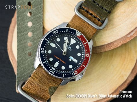 Seiko Diver Skx009 Bracelet fs strapcode miltat feature straps bracelets for seiko skx009 200m diver automatic