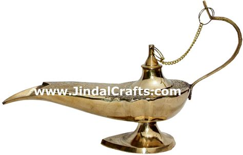 Art And Craft For Home Decor by Magic Lamp Aladdin Disney Chirag Metal Craft Home