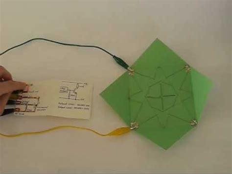 Self Folding Paper - self folding paper exle