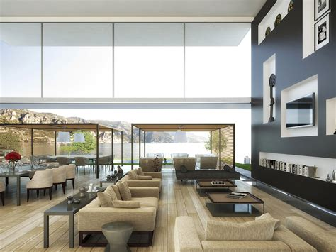 Photorealistic Interior Rendering by Architectural Rendering Architectural Visualization Of A