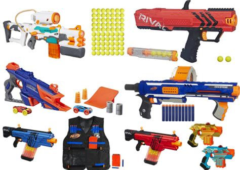 gold box up to 50 select nerf toys