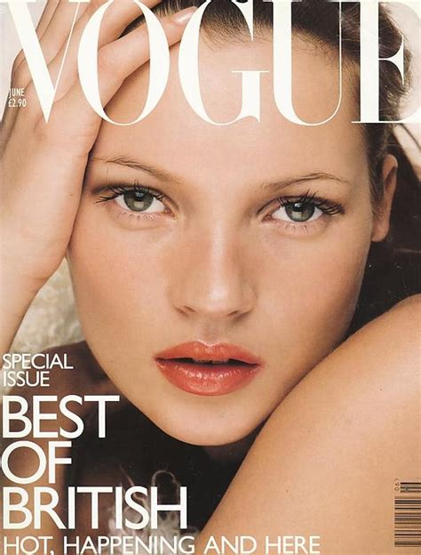 Cbell Kate Moss On The Cover Of Vogue February 2008 by Kate Moss 34 Vogue Uk Covers Flair