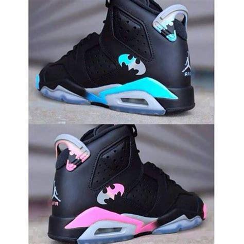batman basketball shoes shoes batman jordans black sneakers high top sneakers