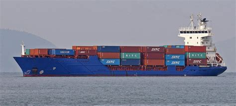 Shipping A by New Coastal Ship To Boost Freight Capacity Efficiency