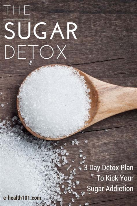 How To Detox My Of Sugar by How To Detox Your Diy Ready