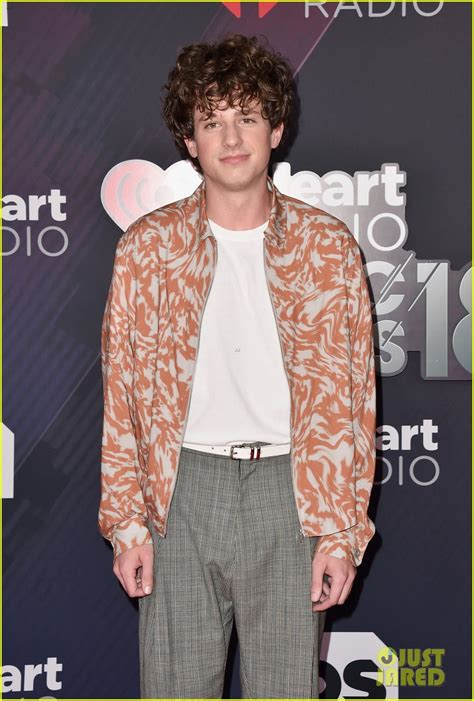 charlie puth november 2018 nominee performer charlie puth attends the iheartradio