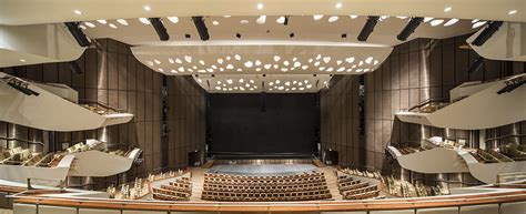 Convention Interior Design by Gallery Of Qatar National Convention Centre Arata