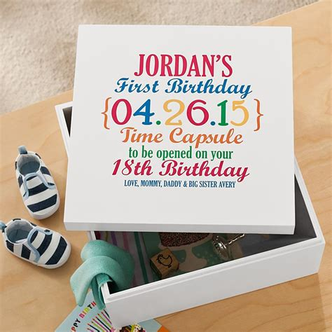 personalized 1st birthday gifts for babies at personal