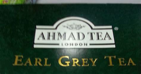 Teh Earl Grey aisya earl grey tea pernah dengar teh ini