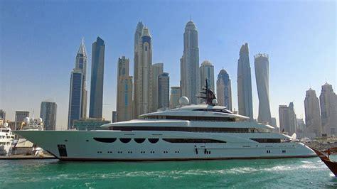 dubai marina island lagoon boat ride 4k youtube - Marina Boat Ride