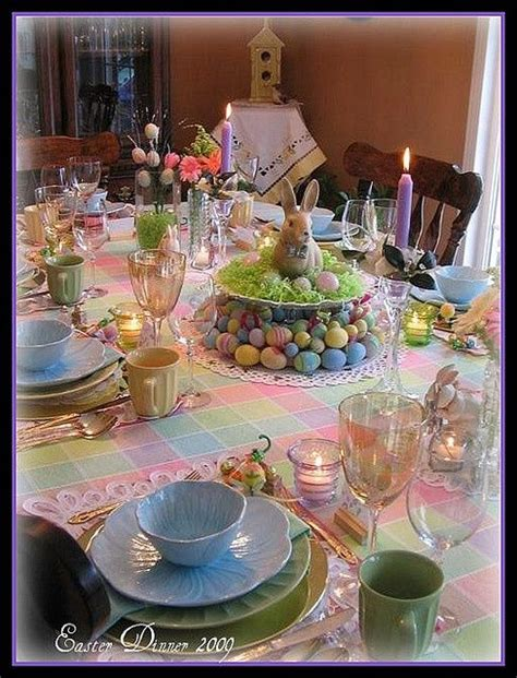 12 tablescape ideas for the prettiest easter brunch ever the 127 best images about easter on pinterest slow