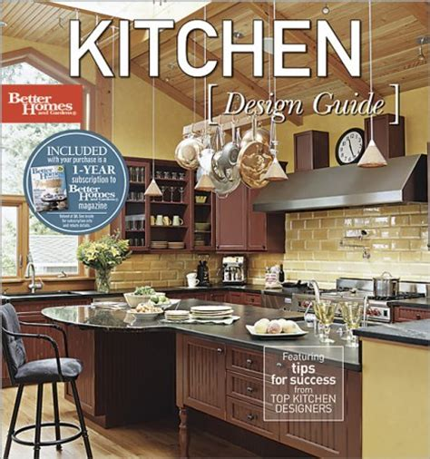 Better Homes And Gardens Kitchen Ideas Better Homes Gardens Kitchen Designs Home Design And Style