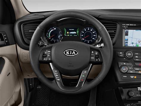 2013 Kia Optima Steering Problems Image 2013 Kia Optima Hybrid 4 Door Sedan 2 4l Auto Lx
