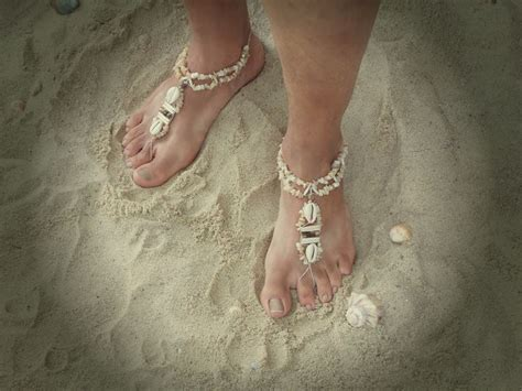 mens barefoot sandals aloha wedding barefoot sandals for of