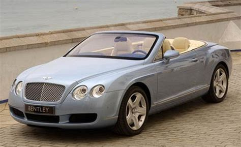 2007 bentley continental convertible car and driver