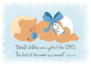 Baby quotes from the bible quotesgram