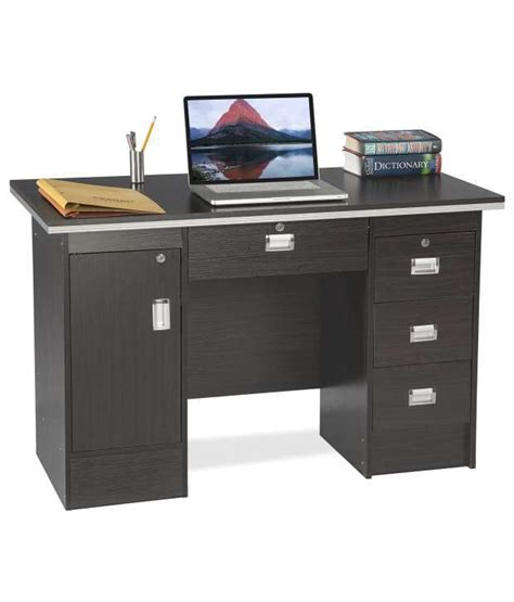 Office Desk Price Nilkamal Recardo Office Table Buy Nilkamal Recardo Office Table At Best Prices In India