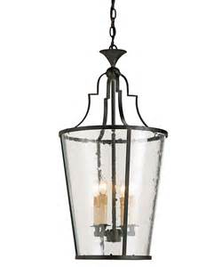 currey and company 9468 fergus 15 inch foyer pendant
