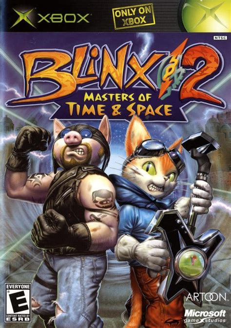 blinx  masters  time space gamespot