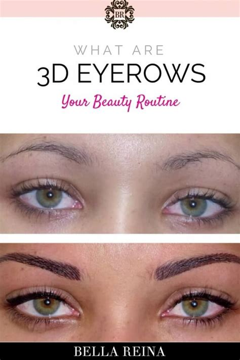 3d eyebrow tattoos m 225 s de 25 ideas incre 237 bles sobre 3d eyebrow embroidery en