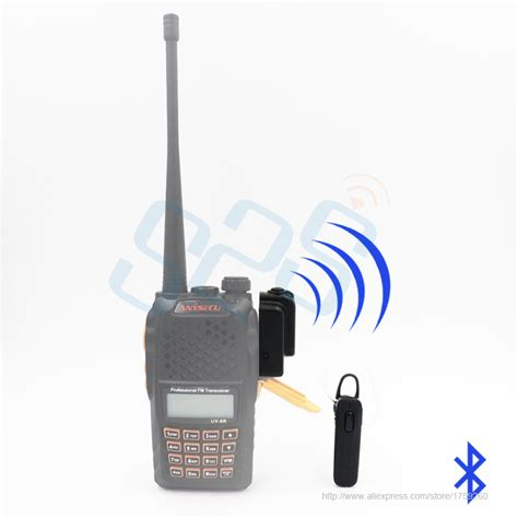 walkie talkie bluetooth apk aliexpress buy newest walkie talkie radio free bluetooth headset v3 0 version apply