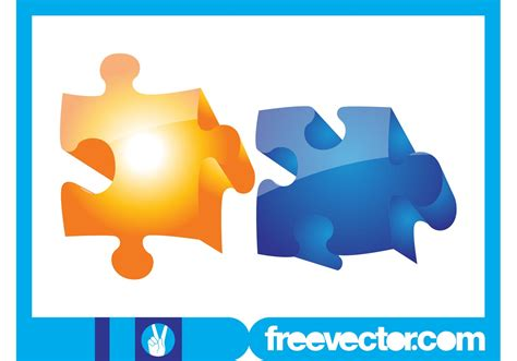 puzzle free vector art 1863 free downloads