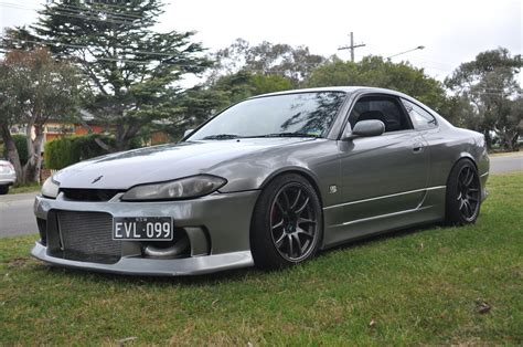 Nissan Silvia S15 Spec R Modified
