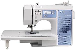 best sewing machine for quilting fs100wt se400