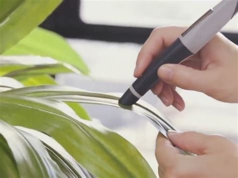 pen that scans color this insanely cool pen scans any color to produce ink in