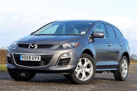 mazda cx 7 used car review reviews of mazda cx 7 car news and expert reviews