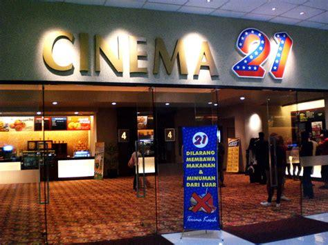 film bioskop hari ini cirebon 21 cineplex