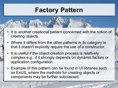 factory pattern in angularjs design patterns in java script jquery angularjs