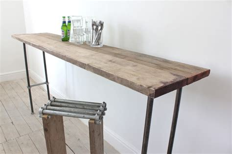 bar table design industrial urban furniture and accessories contemporary