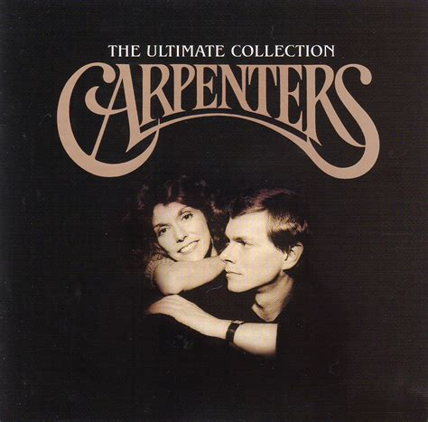 The Carpenter S Miracle Free Cat 225 Logo Musical M 250 Sica En Ingl 233 S Discos De Colecci 243 N Carpenters The Ultimate Collection 2006