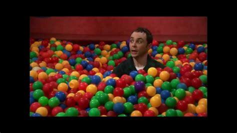 Ball Pit Meme - funniest sheldon cooper moments youtube