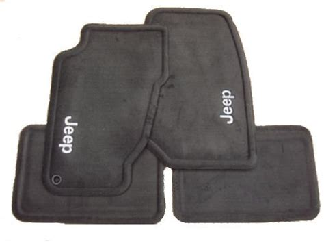 2006 Jeep Grand Laredo Floor Mats by Jeep Grand Srt 8 Floor Mats 2006 2015 Custom Made