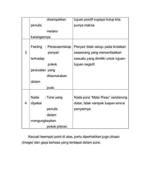 membuat puisi syair contoh gaya bahasa dalam unsur intrinsik contoh two