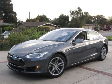Used Tesla Tesla Model S Certified Used Electric Cars Now On Sale