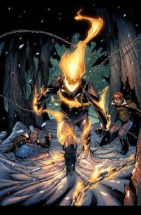 ghost rider chain object comic vine
