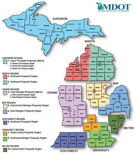mdot construction map 31 road and bridge projects set for bay midland saginaw