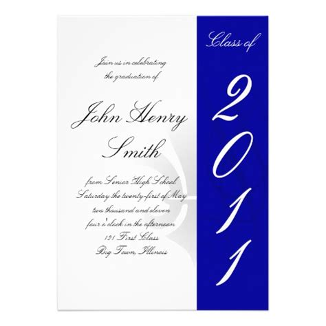 high school graduation invitations templates high school graduation announcement wording