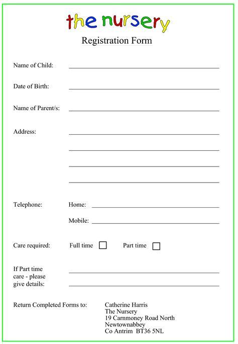 Nursery Sign In Sheet Template Aiyin Template Source Church Nursery Schedule Template