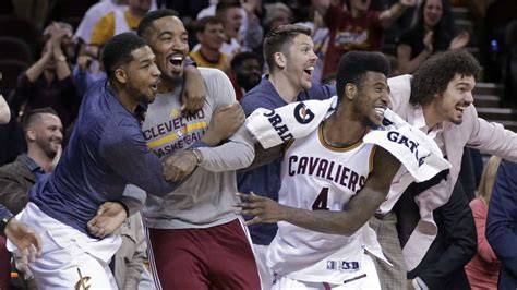 cavs bench top 5 benches in the nba