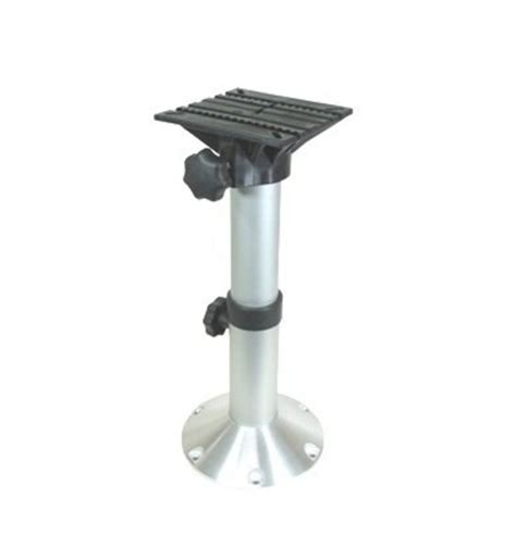 coastline h duty surface mt adjustable table pedestal 34