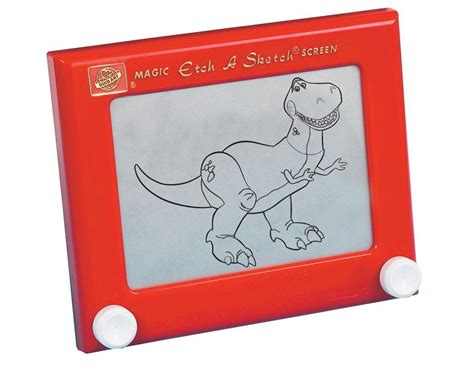 Etch A Sketches by Etch A Sketch Classic Magic Screen Drawing Tablet