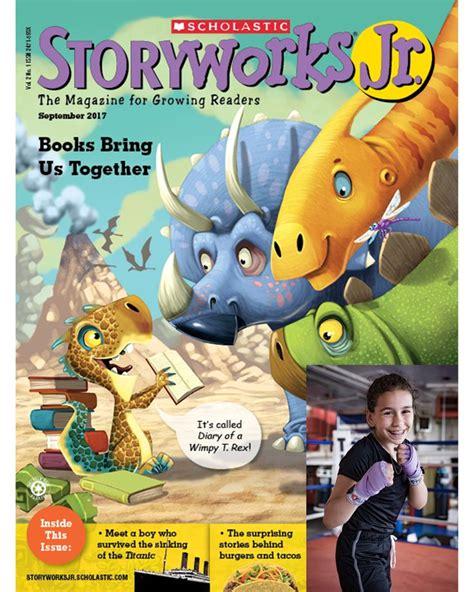 ideas jr magazine 46 best storyworks jr magazine images on pinterest jr