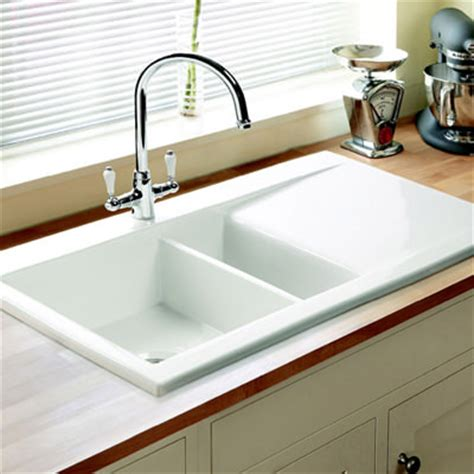 clay kitchen sinks rangemaster kitchen taps stainless steel sinks