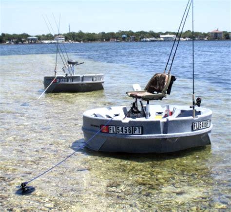 round personal boat ultraskiff 360 round boat personal watercraft fish pod