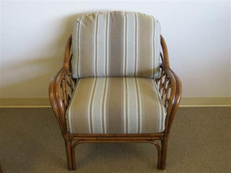 1000c custom seating rattan or wicker chair cushions