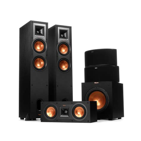 Home Theater Alus Ii home theater systems klipsch 174
